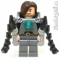 M126 II Lego Custom Iron Man 2 Whiplash Custom Minifigure ...