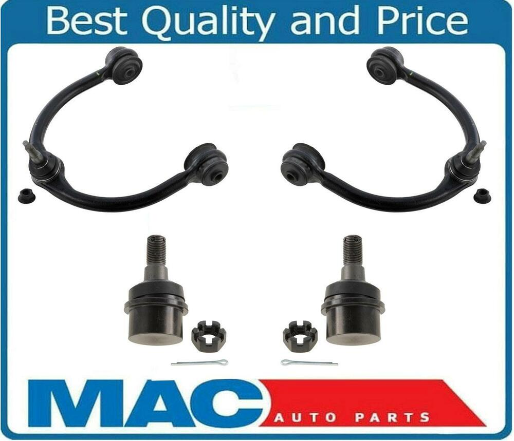2006-2010 Grand Cherokee Commander Upper Control Arms and
