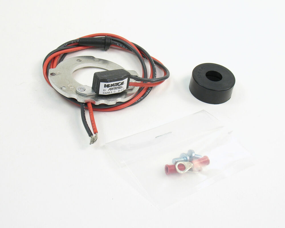 hight resolution of pertronix ignitor module for ford tractor 800 900 w side mount distributor 12v n 694342000394 ebay