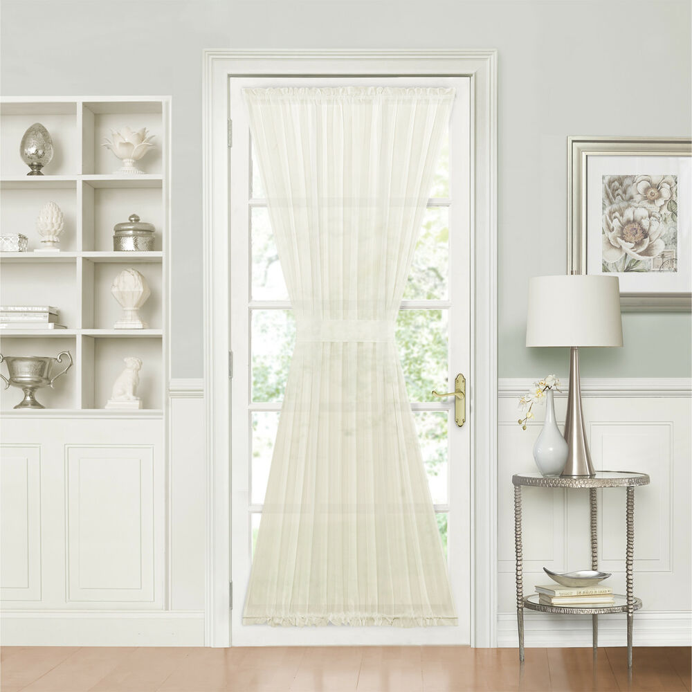 French door curtains  deals on 1001 Blocks