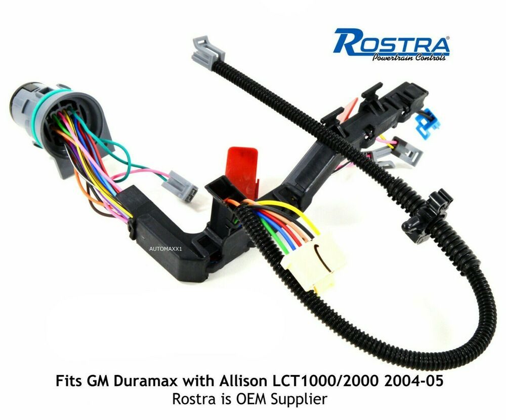 ALLISON LCT 1000 / Duramax Internal Wire Harness L2003-05