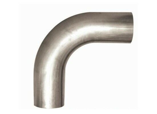"""4"""" OD/OD 90 Degree Exhaust Elbow Pipe"""