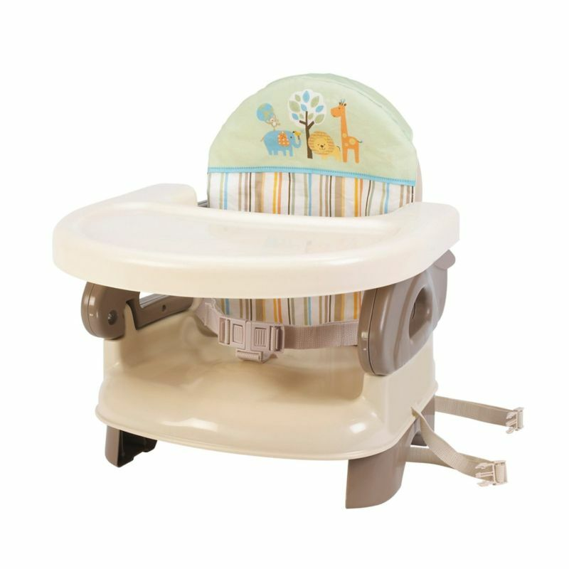 Summer Infant Deluxe Comfort Booster Baby Seat High Chair