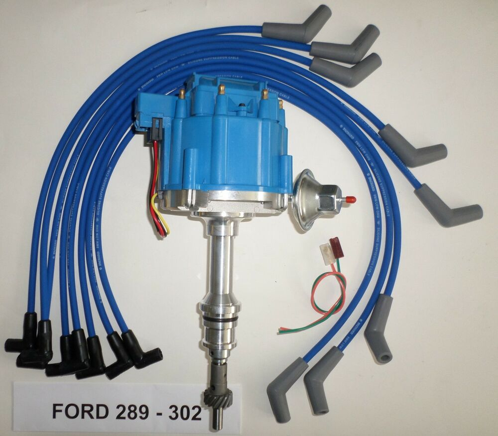 Ford Hei Distributor Diagram