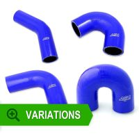 Blue Silicone Hose Elbows - All Shapes & Sizes Radiator ...