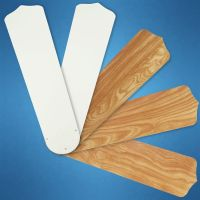 """Replacement Blades for 52"""" Ceiling Fan - 5-pack Reversible ..."""