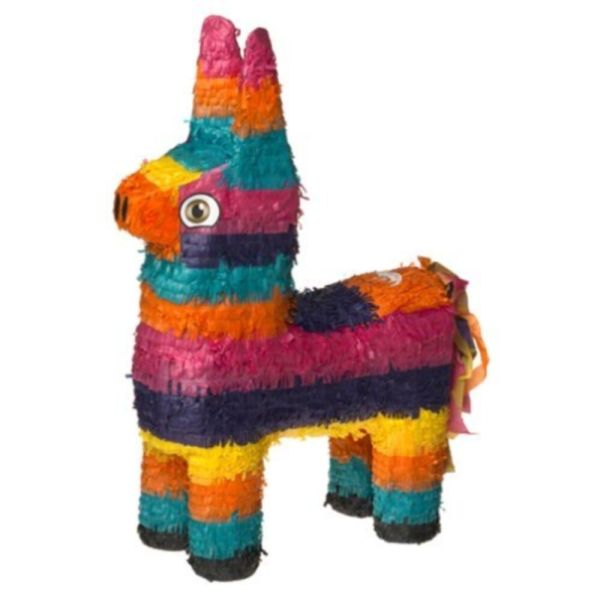 "21"" Mexican Burro Donkey Bash Pinata Children' Birthday"