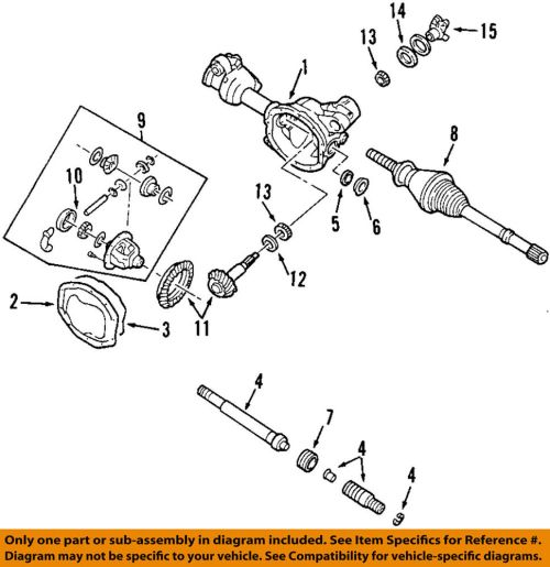 small resolution of ford front differential diagram wiring diagram data val 2002 ford f250 front axle diagram ford front axle diagram