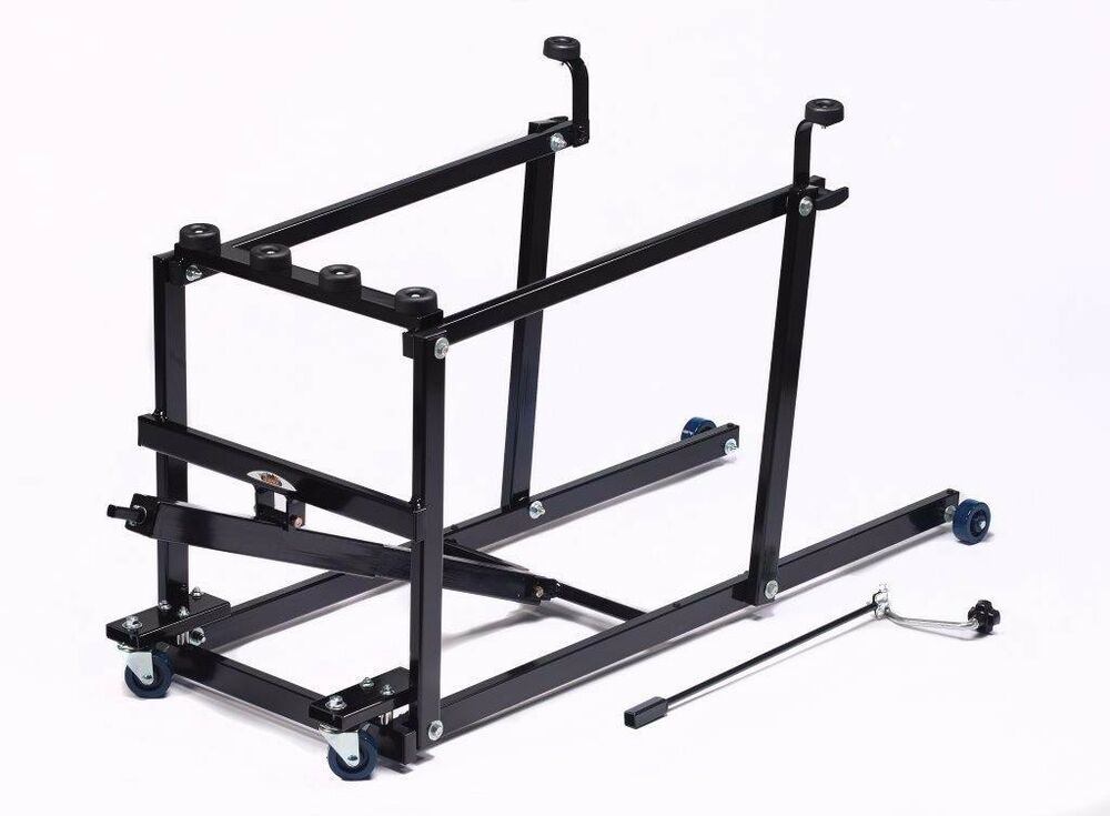 Sledez Snowmobile & ATV Lift, Cart Stand Dolly Skidoo