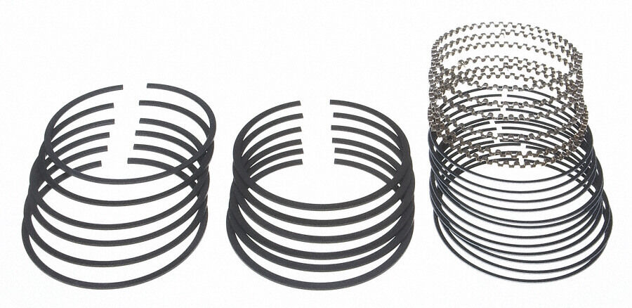 Buick 231/3.8 TURBO Hastings Ductile Iron MOLY Piston Ring
