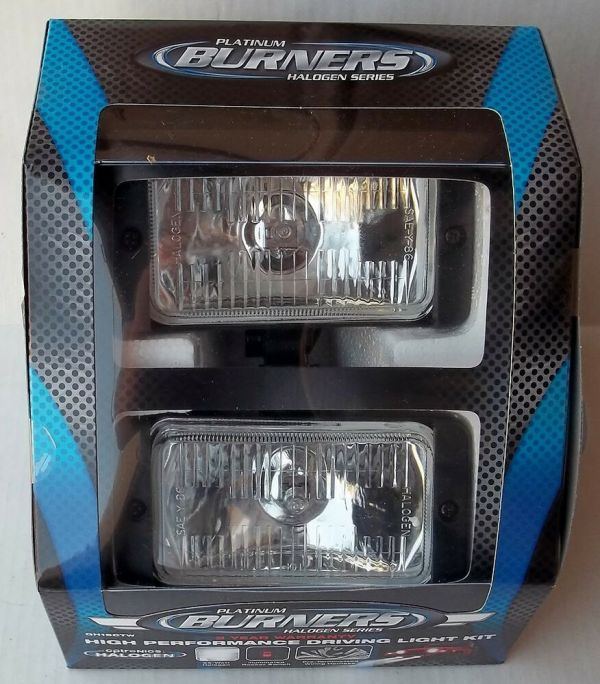Optronics Qh16ctw Clear Driving Fog Light Kit 55 Watt 1