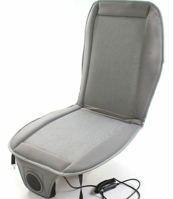 Cool Air Breathing Car Seat Cover 12v Cooling Fan Enjoy