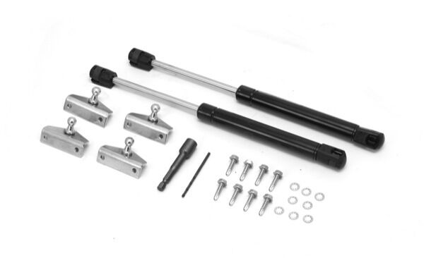 Jeep Cherokee XJ 1984-2001 Assisted Hood Lift Support Kit