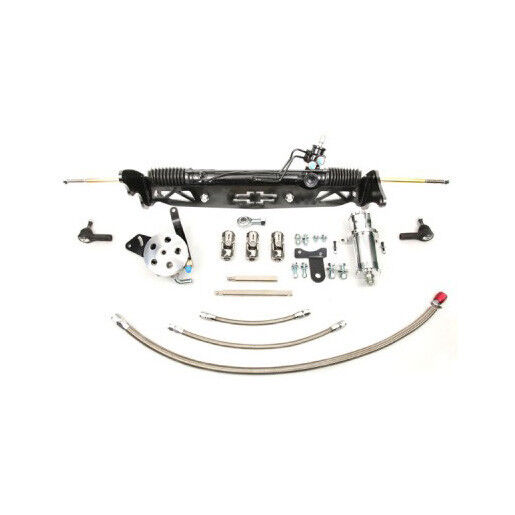 Unisteer 1960-66 Chevy Truck w/ Disc Brakes Rack & Pinion