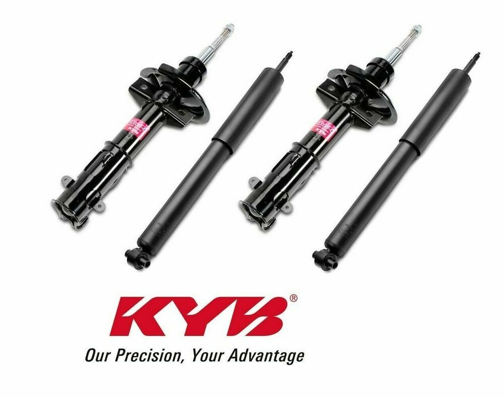 KYB Excel-G GR-2 Front & Rear Struts Shocks 2000-2005 Ford