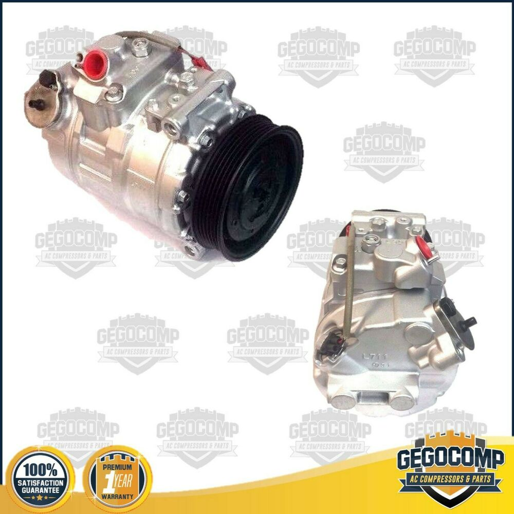 medium resolution of details about a c ac compressor fits bmw models 2006 2013 7seu16c 97391