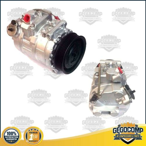 small resolution of details about a c ac compressor fits bmw models 2006 2013 7seu16c 97391