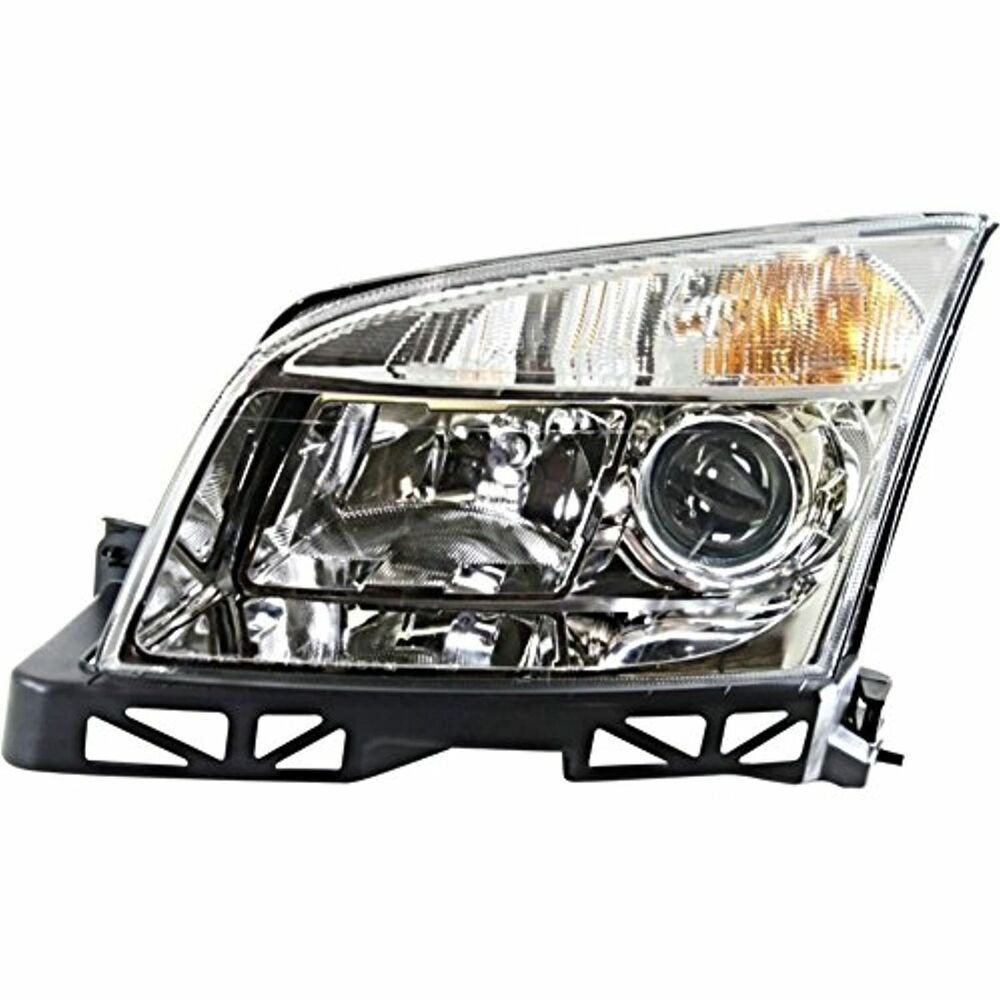 medium resolution of details about fits 06 09 mercury milan left driver headlamp assembly