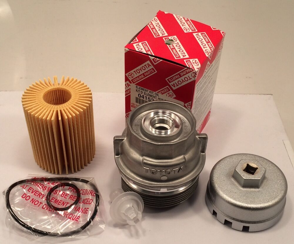 Fuel Filter 2009 Honda Cr V Genuine Toyota Housing Cap Holder With Toyota Oil Filter