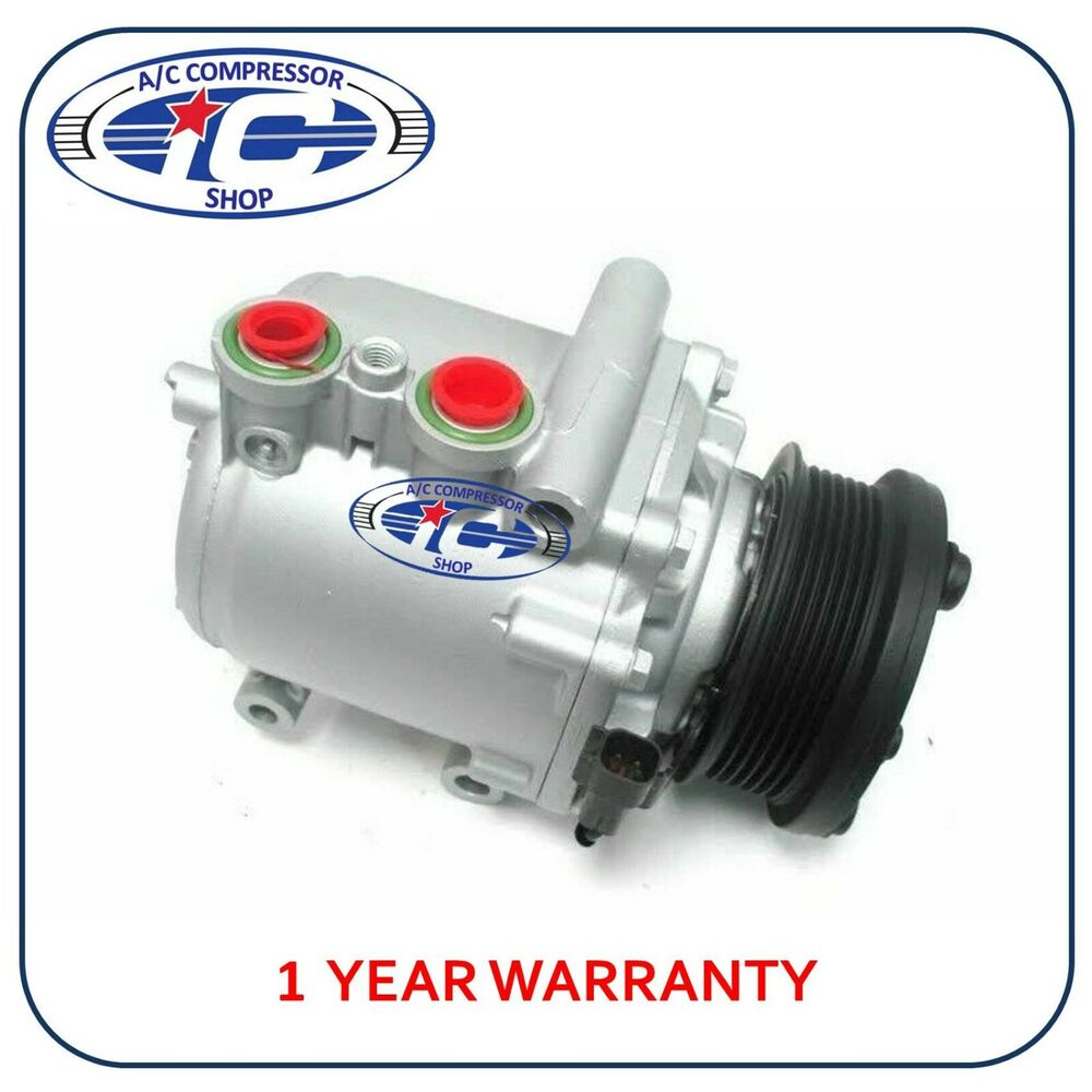 hight resolution of details about a c compressor fits ford expedition lincoln navigator 2003 2006 trsa090 97557