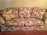 Floral Design Sofa Set | eBay