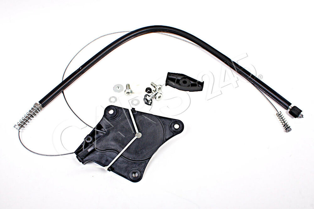 GENUINE VW Beetle Cabrio 2003-2010 Manual Window Regulator