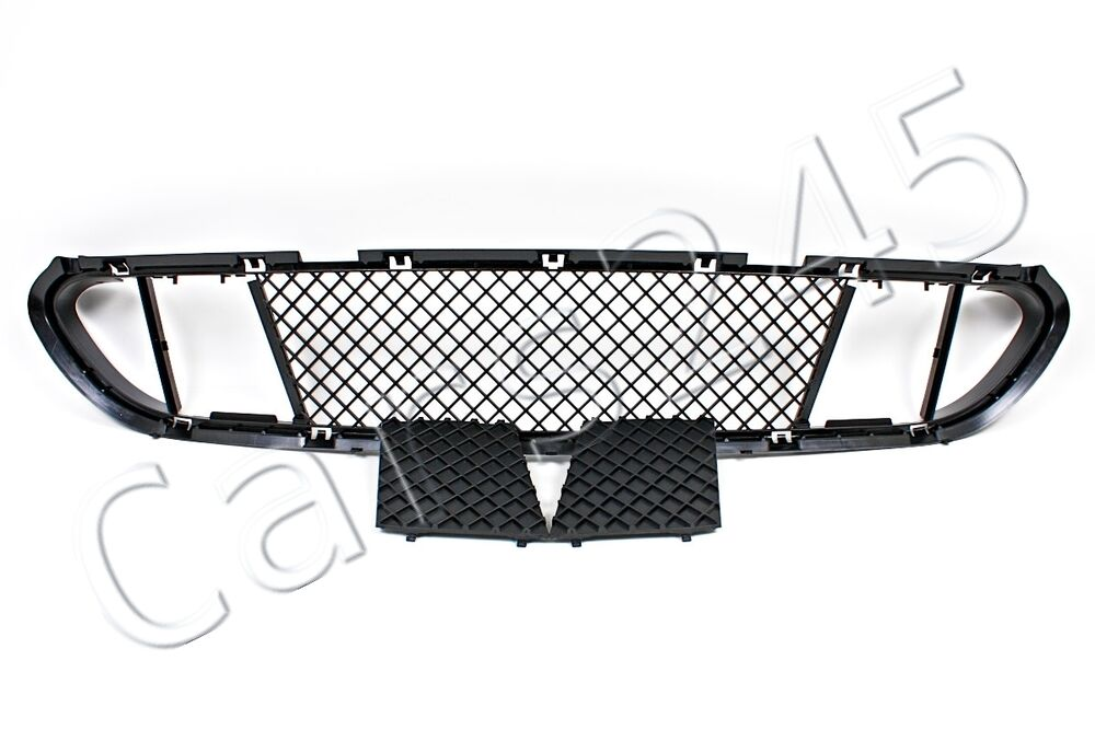 Genuine Front Bumper Grills FULL SET BMW 5-Series E60 E61