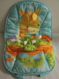 Replacement Seat Pad Cushion Fisher Price Precious Planet ...