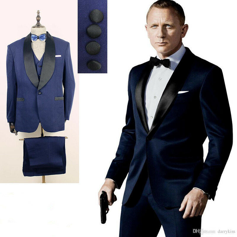 Wedding Suits for men Formal Suit Groom Tuxedos Tailcoat