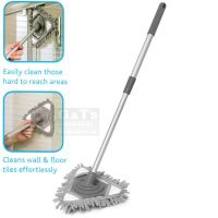 Addis Bathroom Wand - Microfibre Telescopic Shower, Glass ...
