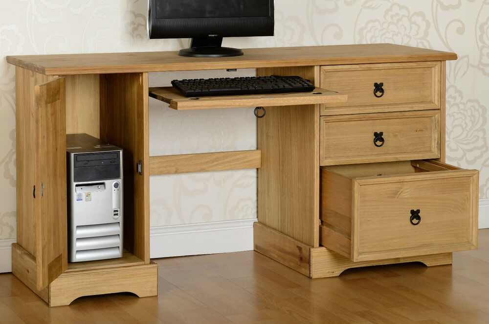 NEW Corona Computer Desk PC Table Home Office Work Station