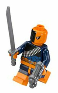 LEGO SUPER HEROES MARVEL DC UNIVERSE MINIFIGURE ...