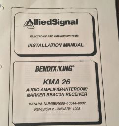 details about king kma 26 audio install and operate manual [ 1000 x 1000 Pixel ]