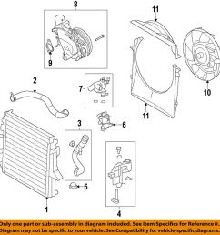 details about land rover oem 10 17 range rover engine coolant thermostat lr032135 [ 964 x 1000 Pixel ]
