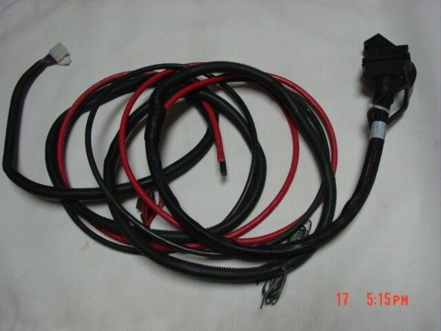 Blizzard Snow Plow Wiring Harness