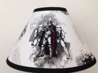 Star Wars Storm Troopers Fabric Lamp Shade | eBay