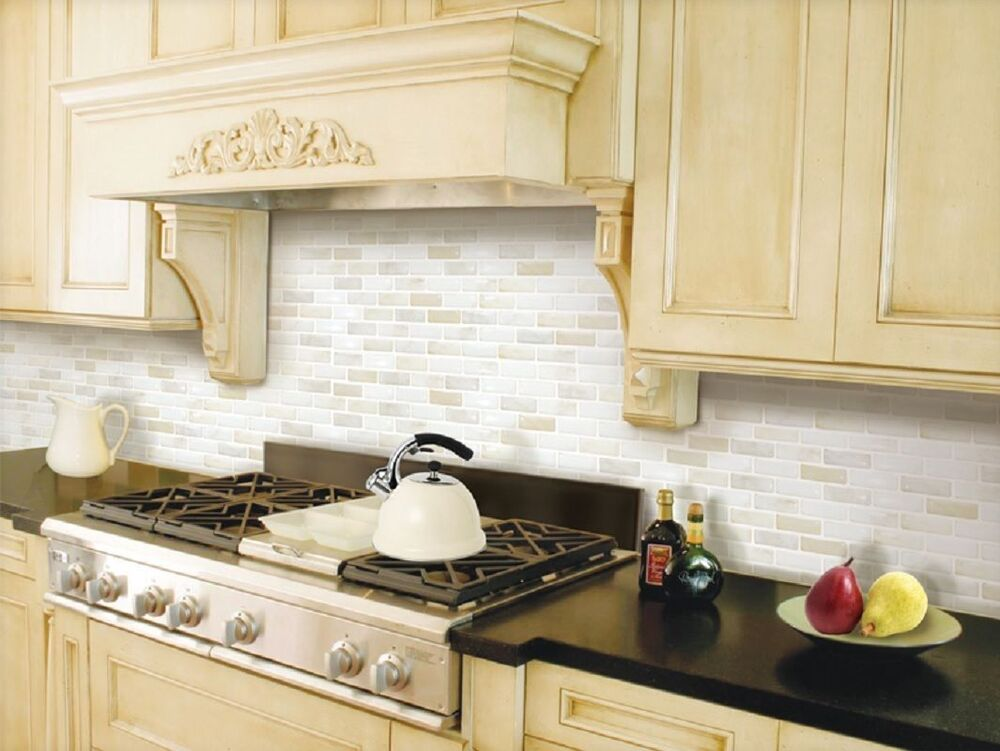 Home Bathroom Kitchen 3D Brick Wall Decor Stickers