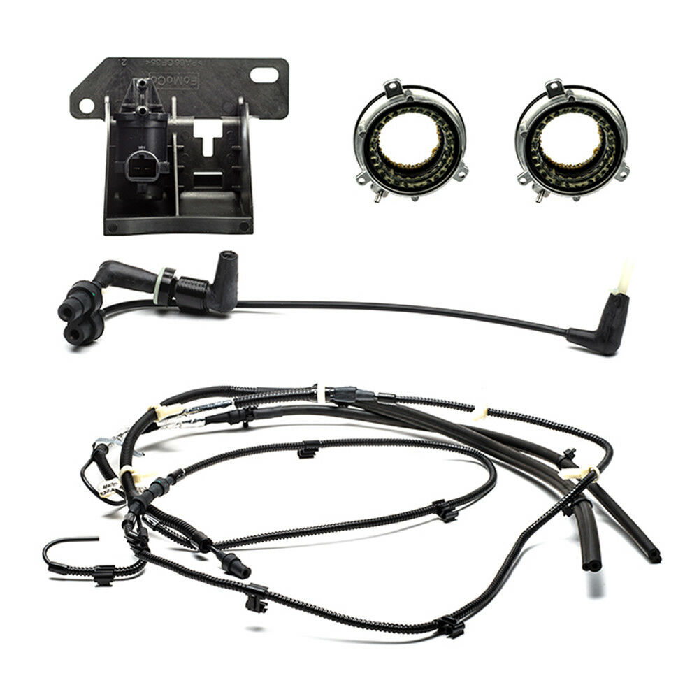 hight resolution of details about oem 4x4 auto lock hub actuator vacuum solenoid line tube tee 2004 2008 ford f150