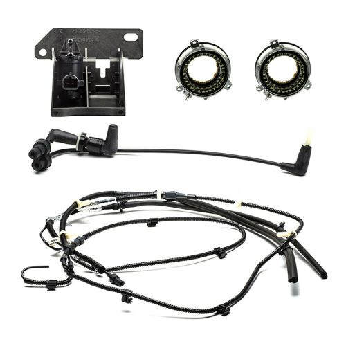 small resolution of details about oem 4x4 auto lock hub actuator vacuum solenoid line tube tee 2004 2008 ford f150
