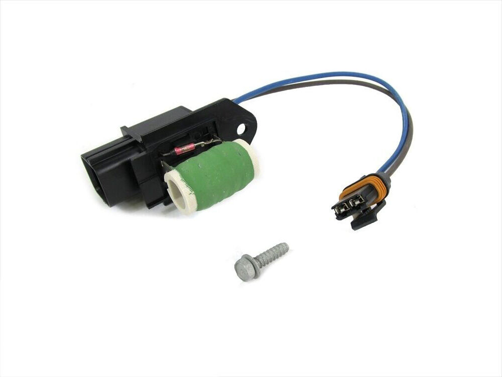 Dormanr Radiator Fan Motor Wiring Harness