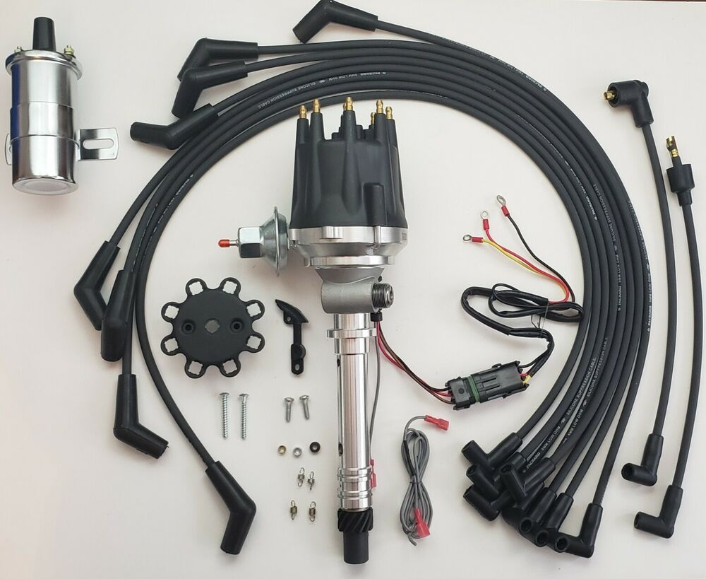 Ignition Coil Distributor Wiring Diagram On Hei Tachometer Wiring