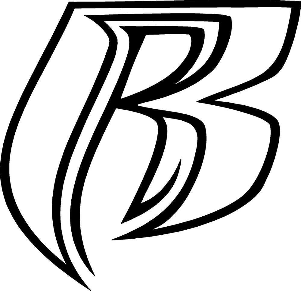 Ruff Ryders Music Decal Sticker Free Shipping