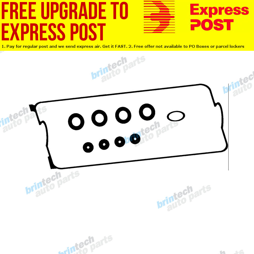 hight resolution of details about 1995 1996 for honda odyssey f22b f22b6 rocker cover gasket set j
