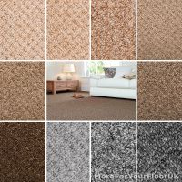 Rocca Feltbacked Carpet, Cheap Loop Pile Carpet