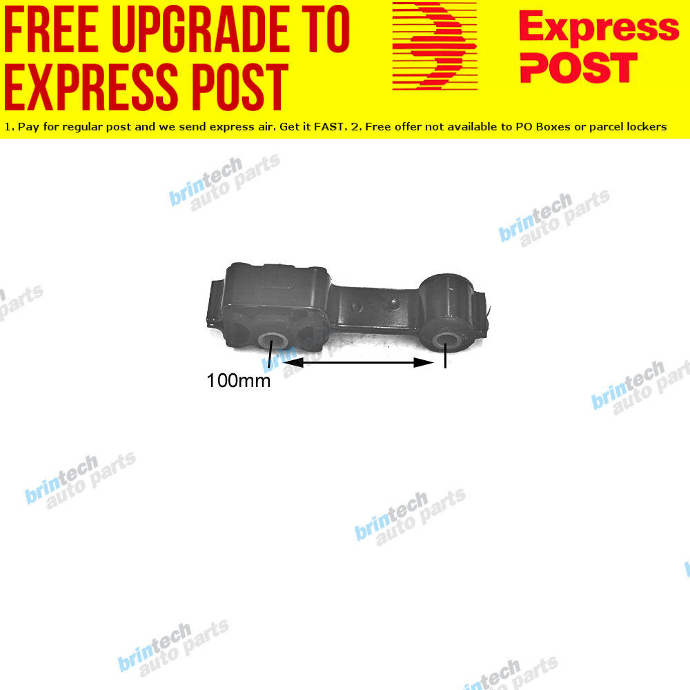 hight resolution of details about 1990 for nissan pulsar n13 1 6 litre 16lf auto manual rear upper engine mount