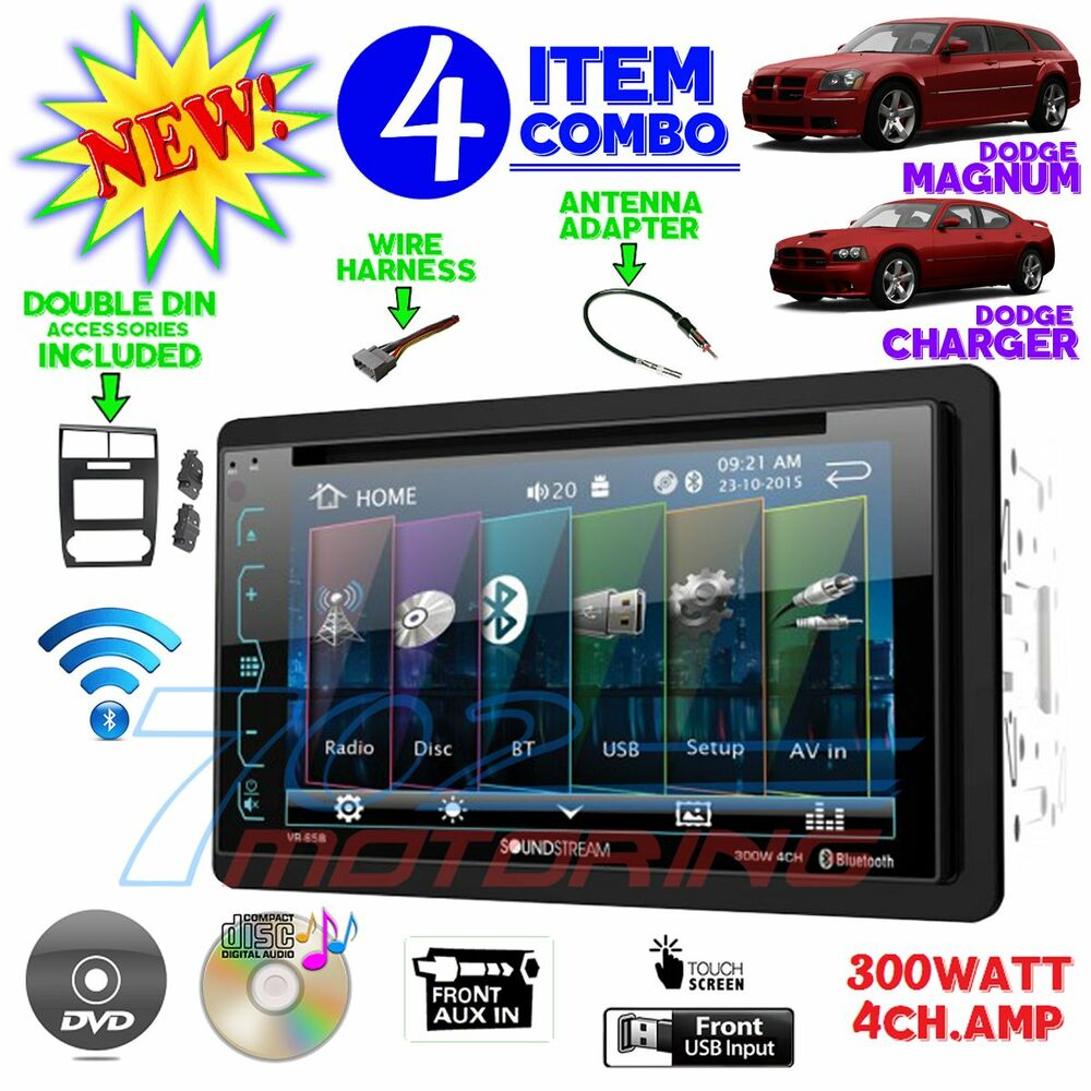hight resolution of  diagram gallery 07 dodge stereo wiring 05 06 07 dodge magnum charger 6 2 touchscreen cd dvd