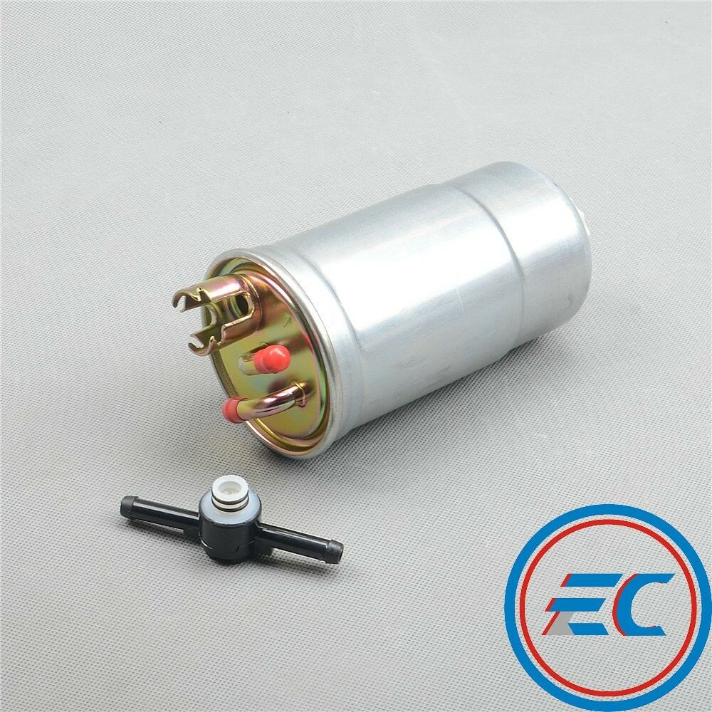 medium resolution of details about new diesel fuel filter check valve for vw jetta bora golf mk4 passat b5 1 9tdi