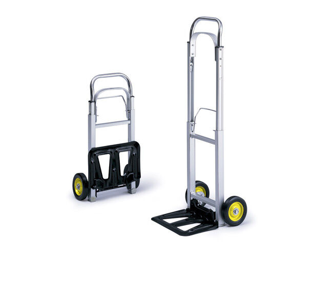 NEW Safco 4061 Hide-Away Compact Hand Truck 250 lb