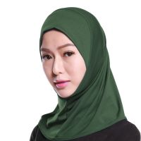 Muslim Women Under Scarf Hat Cap Islamic Ladies Neck Cover ...
