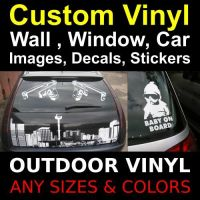CUSTOM VINYL DECALS,STICKERS,IMAGES,LETTERING,PHOTO